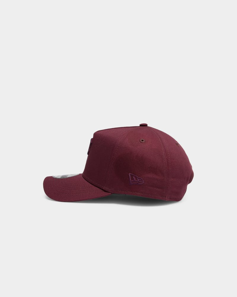New Era Pittsburgh Pirates 9FORTY A-Frame Snapback Maroon