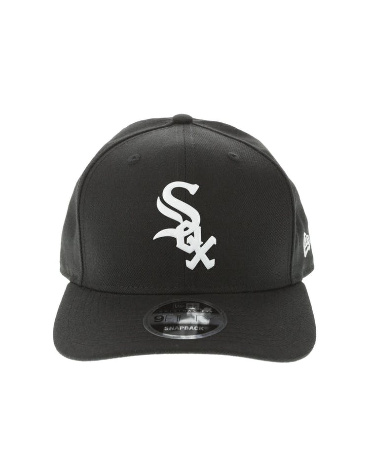 newest 82184 8d705 New Era Chicago White Sox 9FIFTY Original Fit Precurve TPU Logo Snapba –  Culture Kings