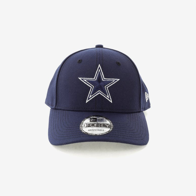 New Era Dallas Cowboys 9FORTY Snapback Blue – Culture Kings c00adc1bf