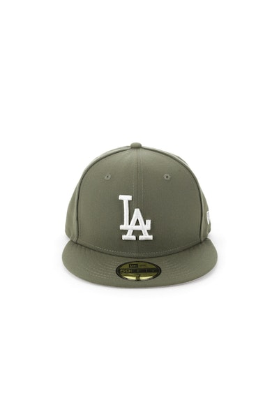 New Era Los Angeles Dodgers 5950 Fitted Olive