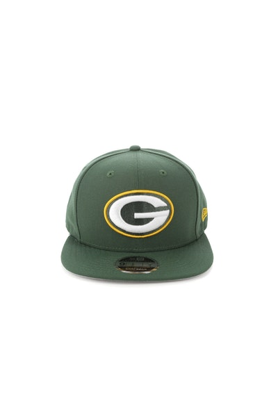 New Era Green Bay Packers 950 Original Fit Snapback Dark Green