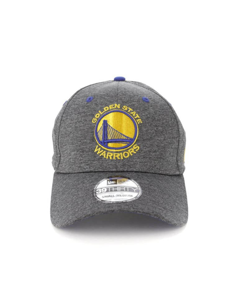 reputable site b4002 47028 New Era Golden State Warriors 3930 Stretch Fit Shadow – Culture Kings