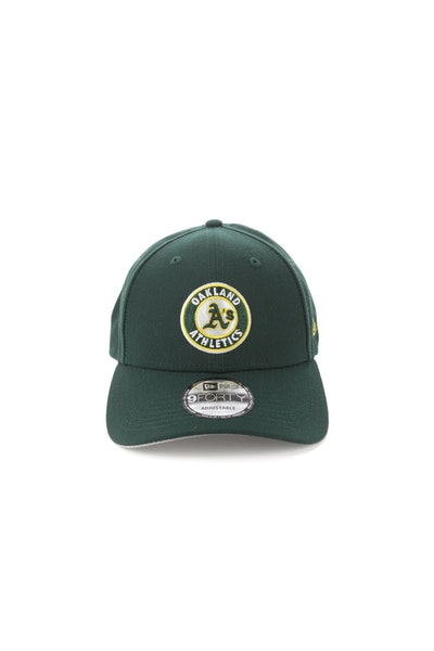 New Era Oakland Athletics 940 Snapback Dark Green