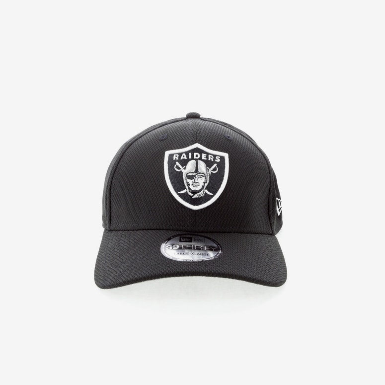 f6db8d35a66 New Era Oakland Raiders 3930 Stretch Fitted Black – Culture Kings