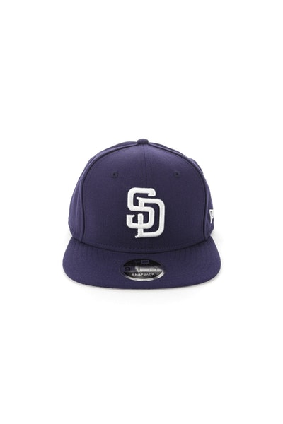 New Era Sand Diego Padres 950 Original Fit Snapback Navy