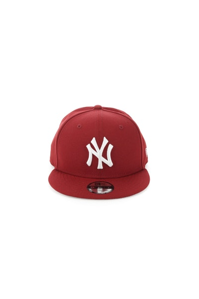 New Era Youth New York Yankees 950 Snapback Red