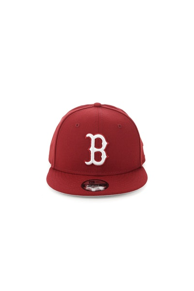 New Era Youth Boston Red Sox 950 Snapback Red