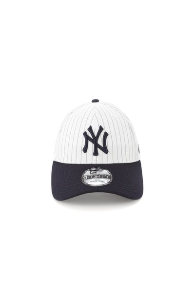 New Era New York Yankees 940 Strapback Pinstripe