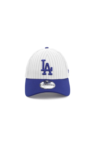 New Era Los Angeles Dodgers 940 Strapback Pinstripe
