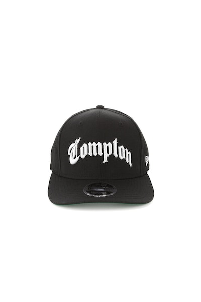 New Era Compton 950 Original Fit Snapback Black