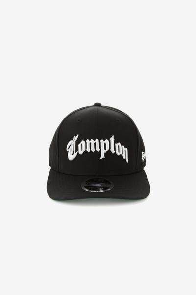 e8db74b5052 New Era Compton 9FIFTY Original Fit Snapback Black