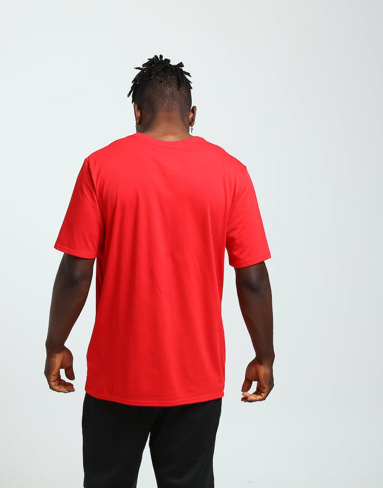 bbe8a9fa1 Nike Chicago Bulls Dry Logo Tee University Red – Culture Kings