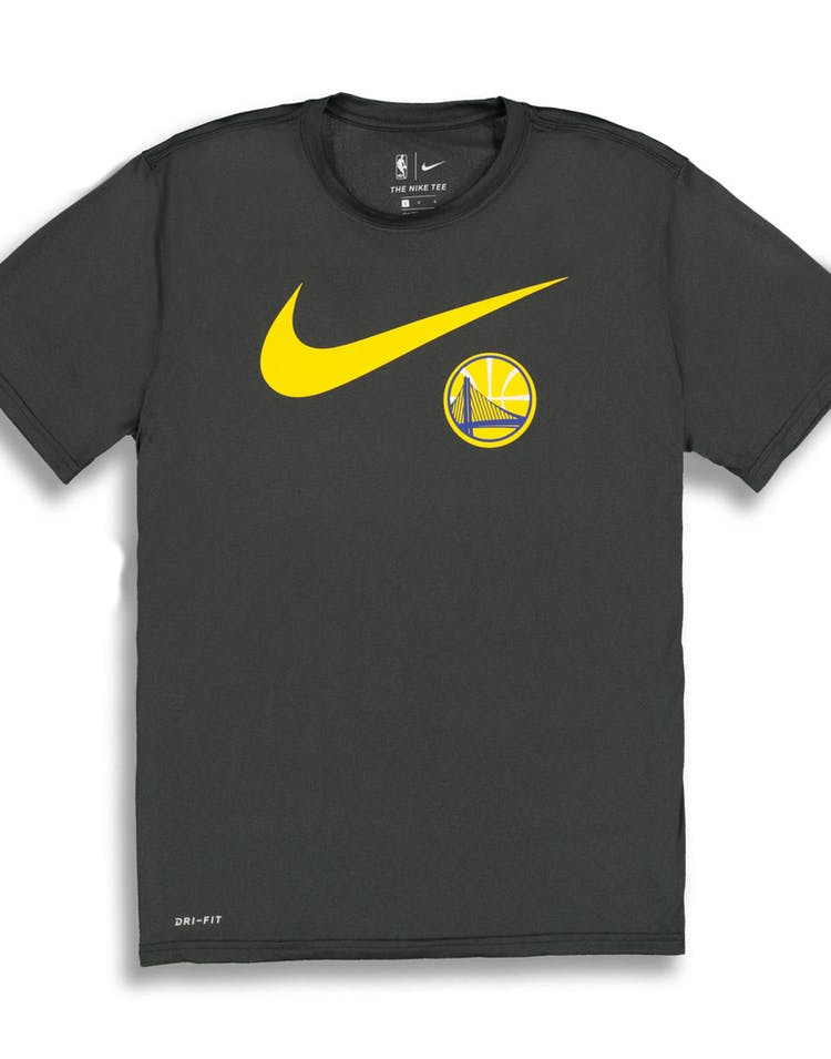 80ea70d72c7e0 Nike Golden State Warriors Nike Dry Tee Anthracite – Culture Kings