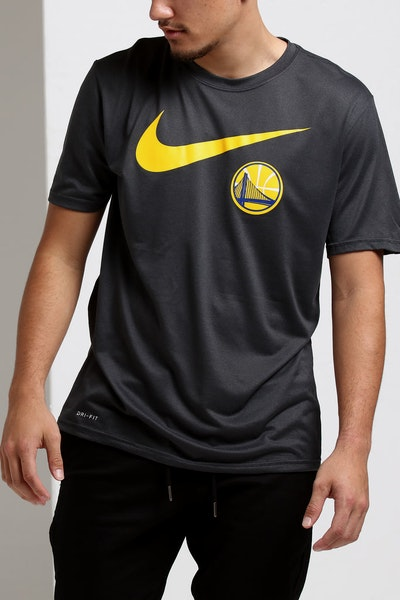 san francisco 8c097 36928 Nike Golden State Warriors Nike Dry Tee Anthracite
