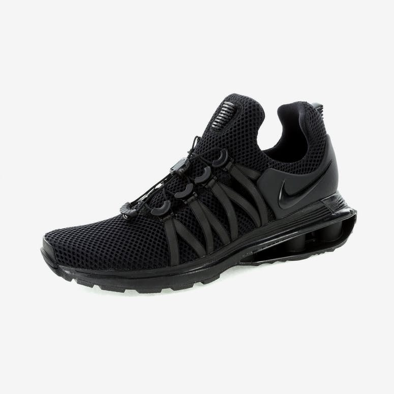 9d3e09a6d41 Nike Shox Gravity Black Black