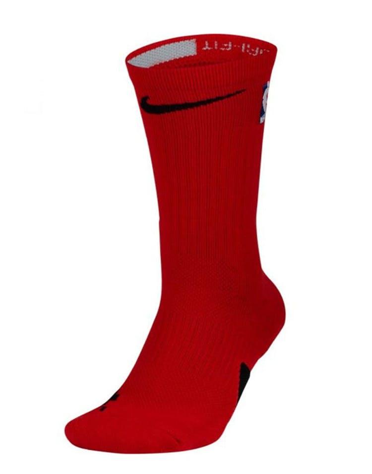 save off 2640f aa996 Nike Elite Crew Socks Red Black – Culture Kings