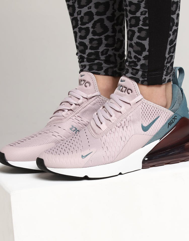 newest 95cac bf4dc Nike Women's Air Max 270 Rose