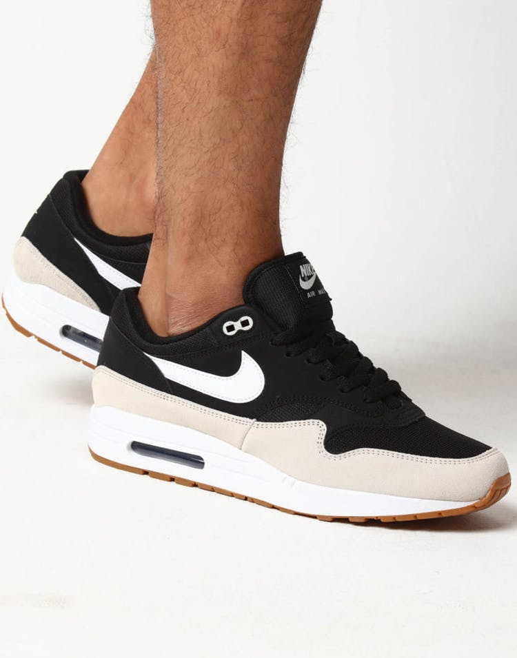 best cheap d42c7 1f15a Nike Air Max 1 Black Bone – Culture Kings