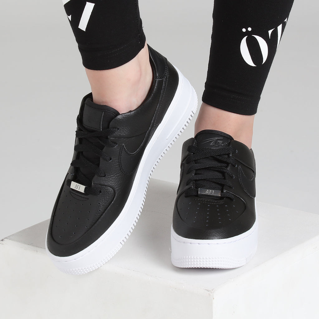 Force Sage 1 Blackblackwhite Air Nike Low dsxQrthCB
