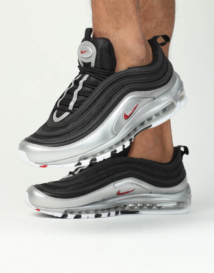 ab1f6c5a74 Nike Air Max 97 QS Black/Red/Silver – Culture Kings
