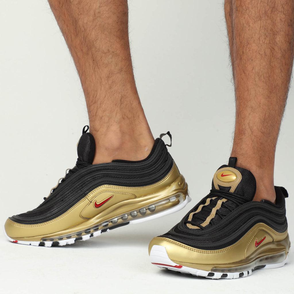 Nike Air Max 97 QS BlackRedGold