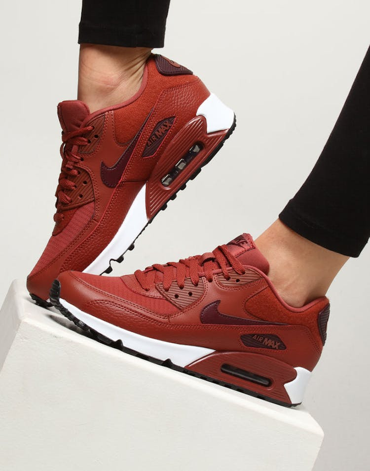new style 601a8 7a294 Nike Women s Air Max 90 Burnt Orange – Culture Kings