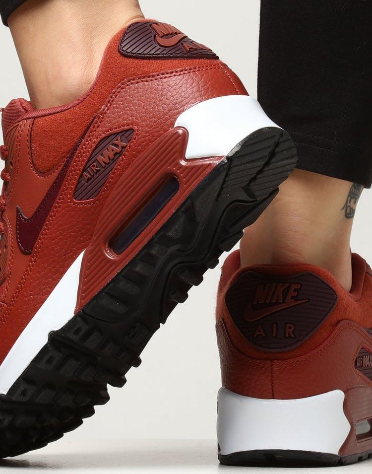 more photos d584e 3b707 Nike Women s Air Max 90 Burnt Orange