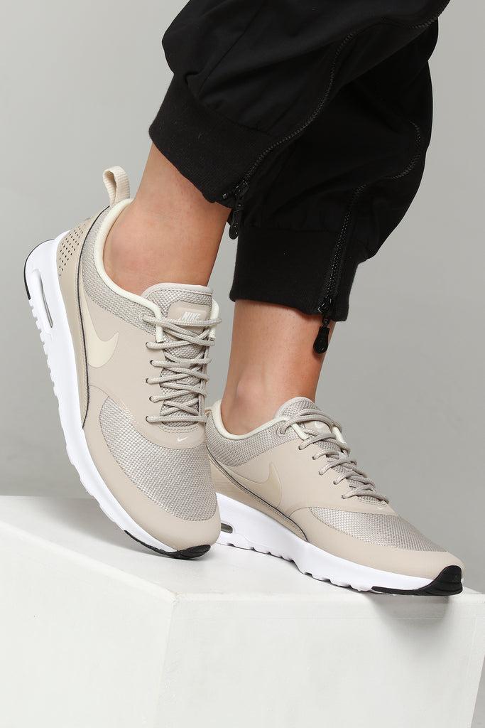 Nike Women's Air Max Thea CreamWhiteBlack