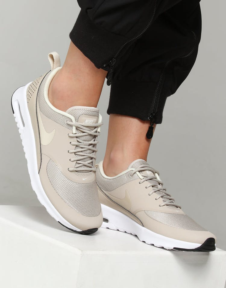 1556e11423281 Nike Women's Air Max Thea Cream/White/Black – Culture Kings