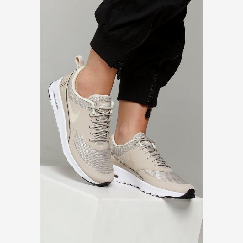 Nike Women s Air Max Thea Cream White Black – Culture Kings 185d773dd