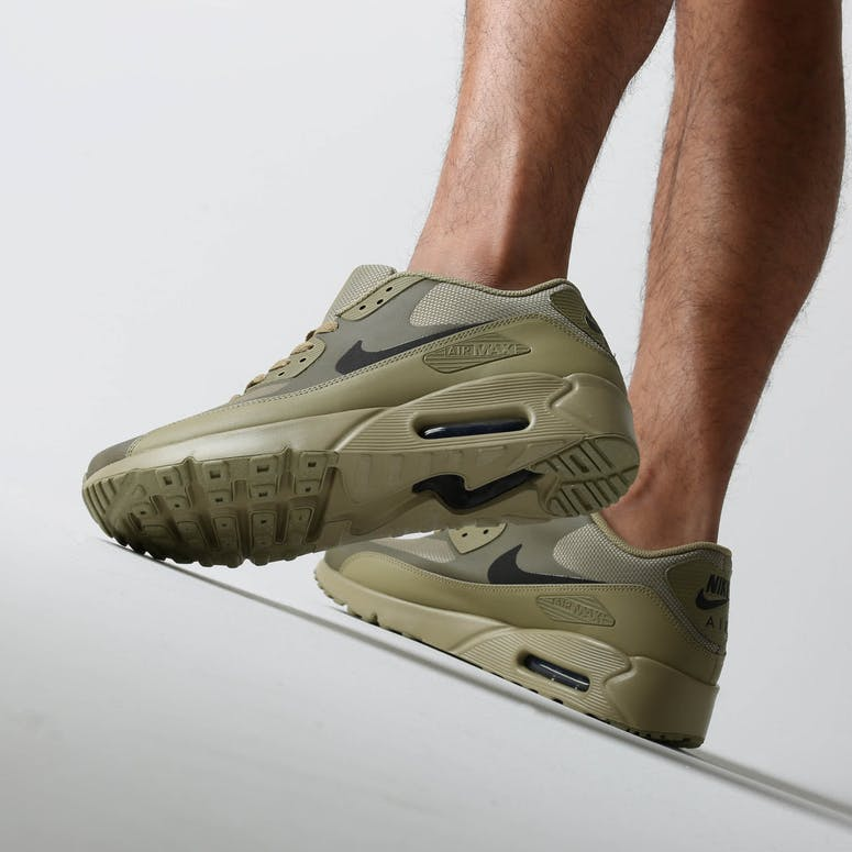 45aa72f3ed6493 Nike Air Max 90 Ultra 2.0 Essential Light Olive – Culture Kings