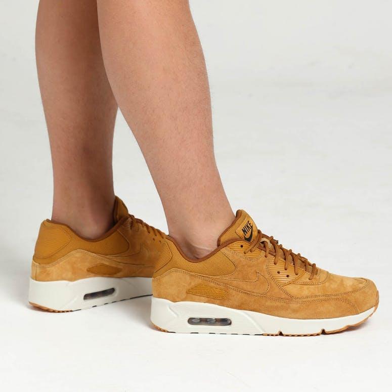 cheap for discount 37e13 4eda8 Nike Air Max 90 Ultra 2.0 Leather Wheat/White
