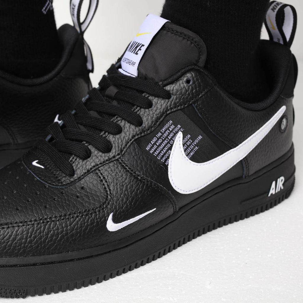 Force Nike Lv8 Utility Blackwhite '07 1 Air kuZOXiP