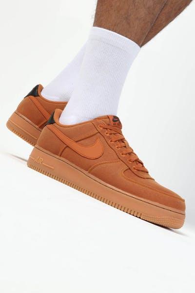 buy online a9e45 da388 Nike Air Force 1  07 LV8 Style Rust