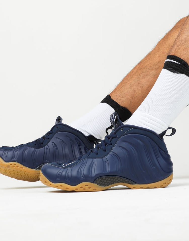 timeless design c3403 0f602 Nike Air Foamposite 1 Midnight Navy