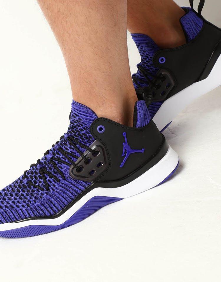 8ea06656d18 Jordan DNA LX Black/Purple/White