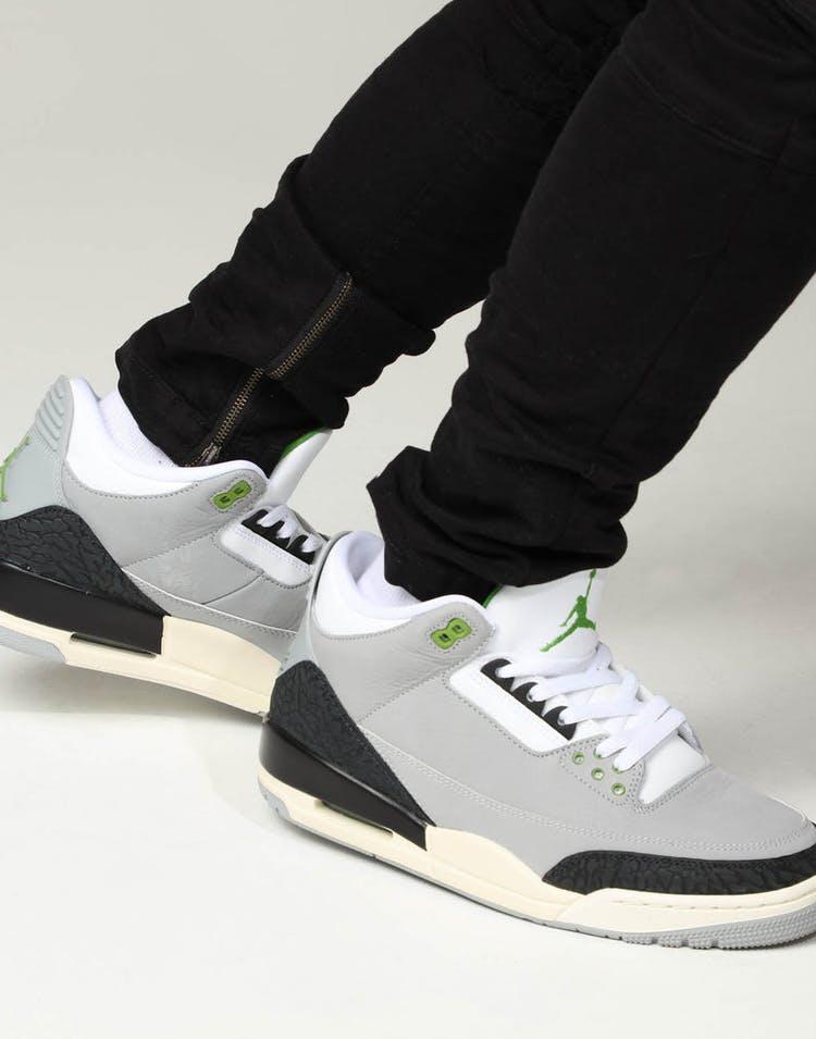 9db6dbff5b0 Air Jordan 3 Retro Grey/Black – Culture Kings