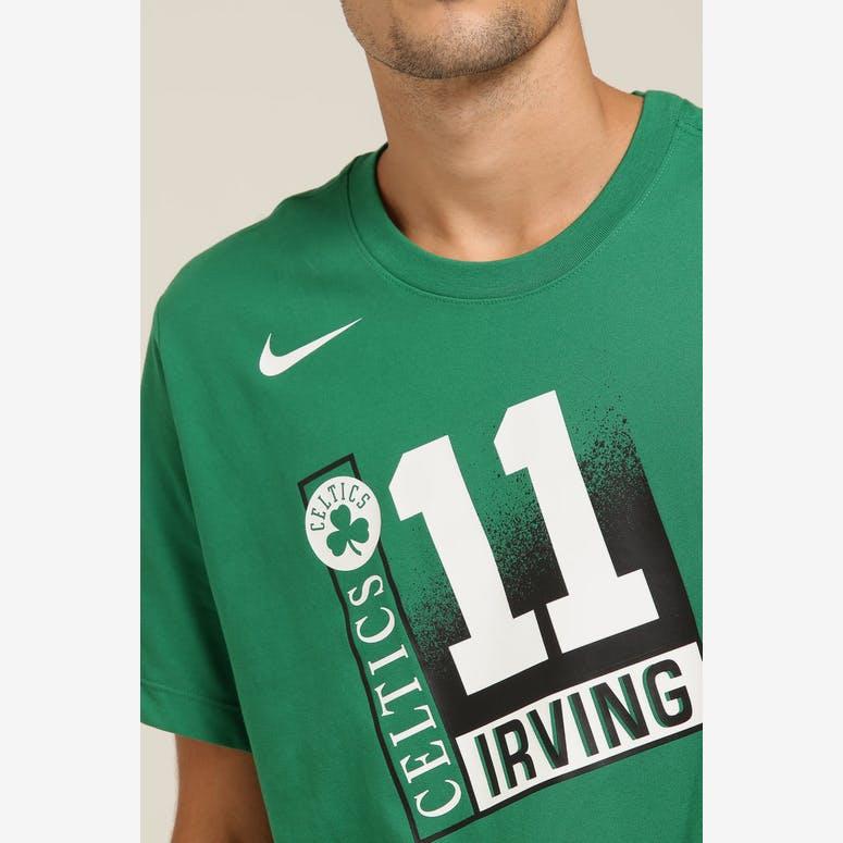 e8cced61e Nike Boston Celtics Kyrie Irving  11 Dri-fit Tee Clover – Culture Kings