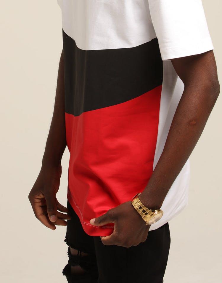 623a6ea67 Nike Sportswear Swoosh Tee White/Red/Black – Culture Kings