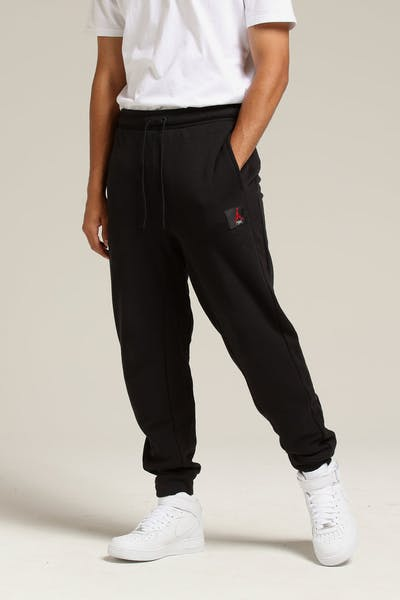 Jordan Flight Loop Trackpant Black/Red