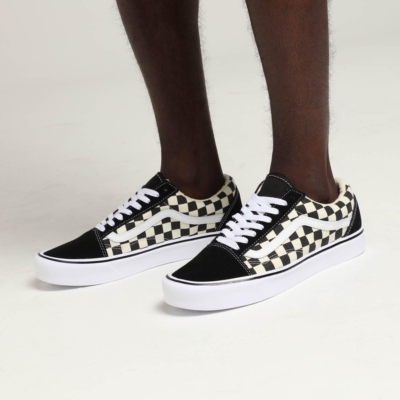 Vans Old Skool Lite (Checkerboard) BlackWhite