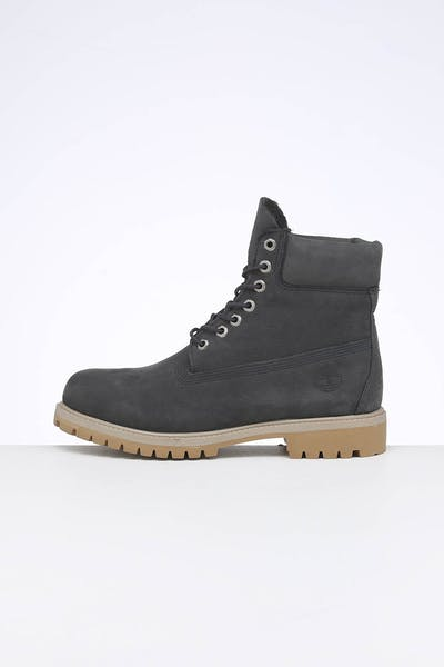 "TImberland 6"" Premium Boot Dark Grey"