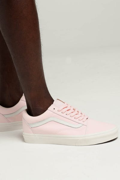 75c04f8fdfa8d0 Vans Old Skool (Vansbuck) Pink White