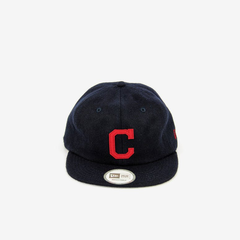 1fc47585e28 New Era Cleveland Indians 1920 Navy red – Culture Kings