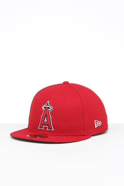 New Era Los Angeles Angels 59FIFTY Fitted Red/OTC