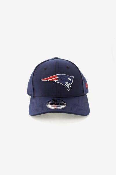 New Era New England Patriots 9FORTY Snapback Blue 8e267295e040
