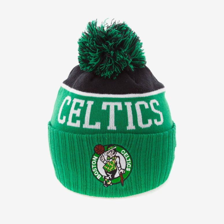 New Era Boston Celtics Beanie Kelly Green – Culture Kings 5f198d736d1b