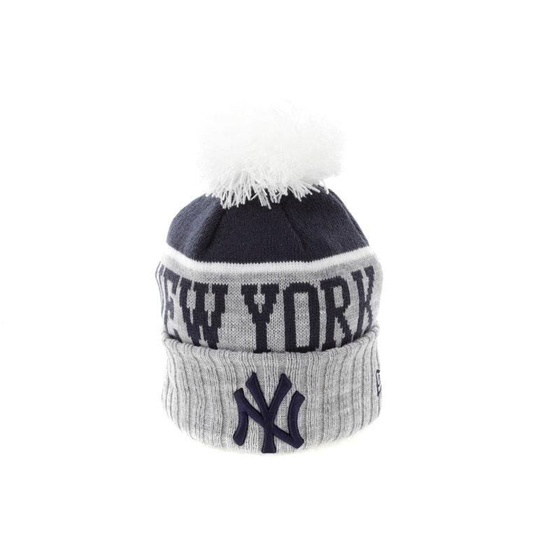 New Era Kids New York Yankees Beanie Heather Grey – Culture Kings af085fb81d9