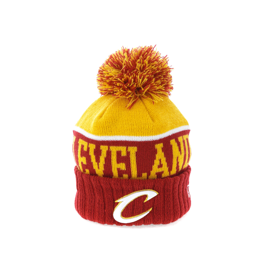 03ef9db0996 ... coupon for new era kids cleveland cavaliers beanie cardinal f34ba cedd2