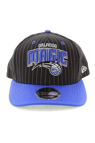 New Era Orlando Magic 9FIFTY Original Fit Snapback Black